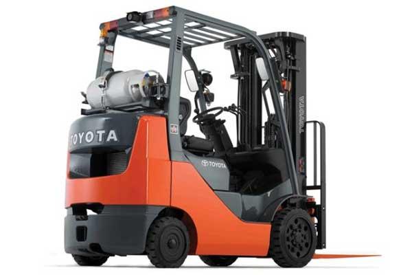 Xe nâng TOYOTA – BT Chiếm 20% thị phần toàn cầu, tiếp tục là xe nâng bán chạy nhất thế giới