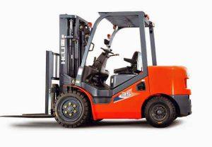 Tìm hiểu hệ thống truyền động thuỷ lực thể tích cho xe nâng hàng
