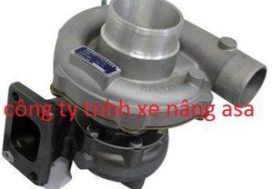 Tính năng động cơ Turbo trong xe nâng hàng