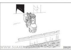 Các quy định an toàn khi điều khiển xe nâng hàng