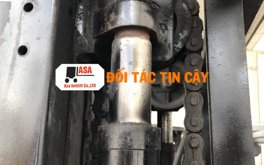 Lỗi thường gặp trên xe nâng- Sửa xe nâng các loại