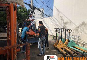 Đơn vị sửa chữa xe nâng tay tại TP. HCM