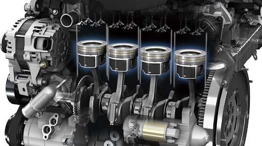 Có một số loại động cơ có cơ chế tự động căn chỉnh thời gian đánh lửa của bugi để phù hợp với những loại nhiên liệu có độ nén thấp