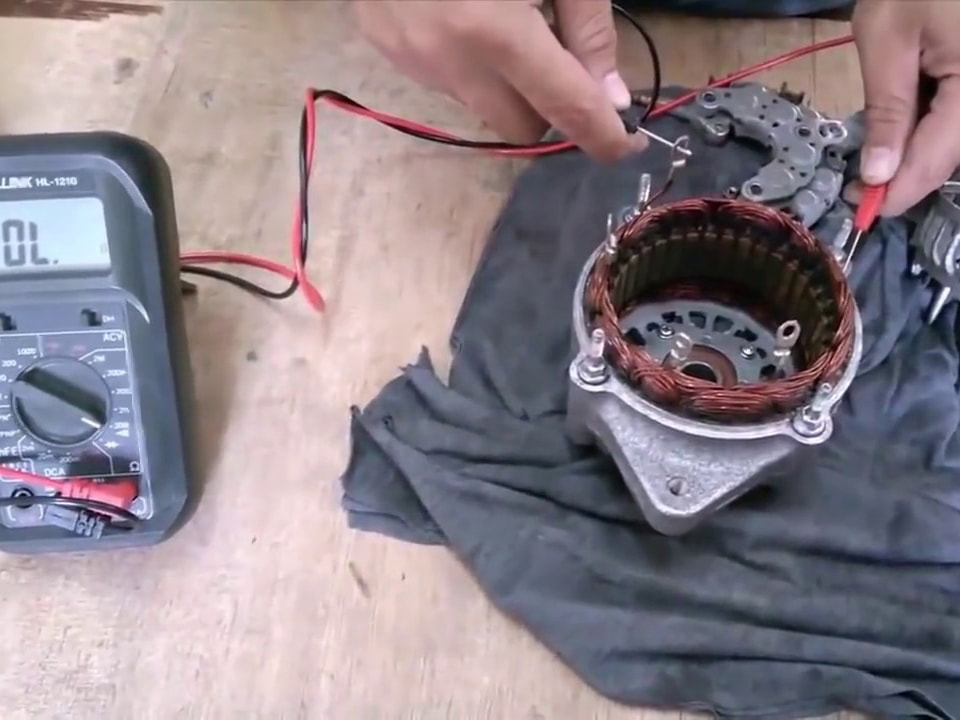 Những hư hỏng của máy phát điện đều được các kỹ thuật xử lý dễ dàng