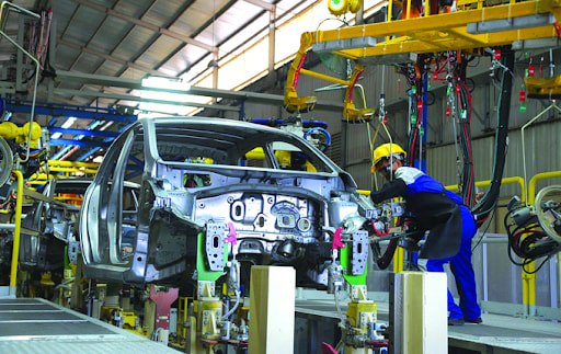 Lãng phí về quy trình sản xuất, kinh doanh thường xảy ra khi đơn vị không thực hiện đúng kỹ thuật, sử dụng thiết bị quá khổ