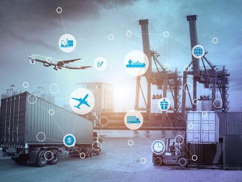 Công thức tính chi phí cho dịch vụ logistics gồm nhiều thành phần
