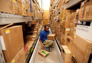 Vấn đề quản lý hàng hóa tồn kho là vấn đề nan giải đối với các doanh nghiệp