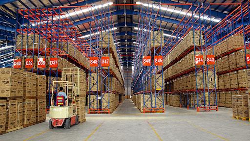 Những quy định về sắp xếp hàng hóa trong kho năm 2021