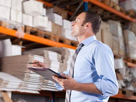 Quy trình quản lý kho vật tư hàng hóa và thành phẩm tương tự nhau