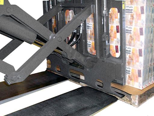 Không cần tốn nhiều chi phí sửa chữa cho slipsheet