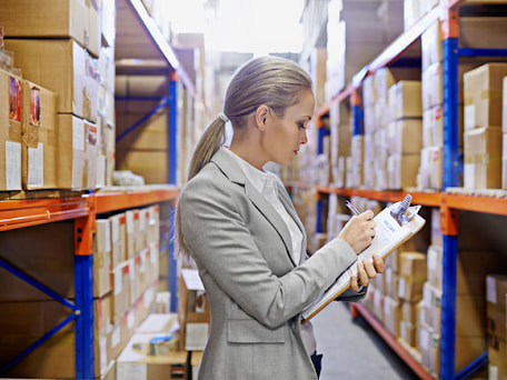 Phải đảm bảo tất cả các loại hàng hóa theo định mức tồn kho tối thiểu