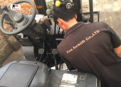 Sửa xe nâng tại Đồng Nai giá rẻ, uy tín, chất lượng