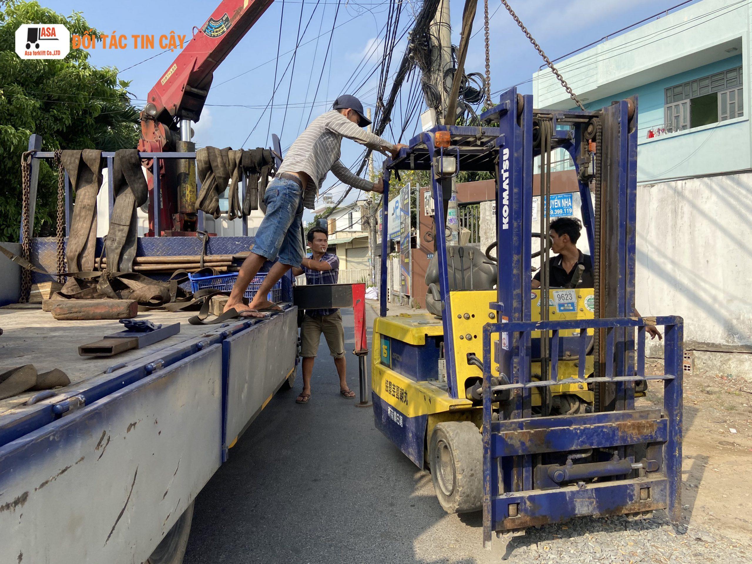 Dịch vụ sửa chữa của Asa được nhiều doanh nghiệp tại Đồng Nai đánh giá cao về chất lượng