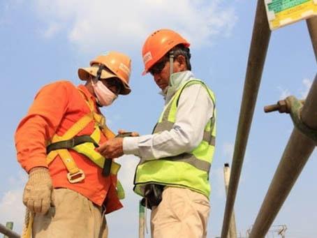 Công tác bảo hộ lao động ngày nay nhận được rất nhiều sự quan tâm từ Đảng, nhà nước và các cấp chính quyền